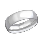 Copy of C1030-C11726 - Men's Stainless Steel Band Spinner Ring
