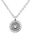 C437-C32087 - 925 Sterling Silver CZ Necklace