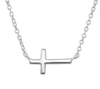 Sterling Silver Cross Necklace online shop in South Africa