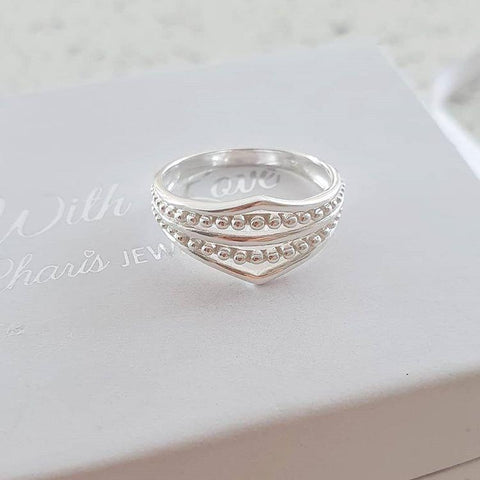 C1168-C35098 - 925 Sterling Silver Ring