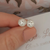 E4-C23278 - 925 Sterling Silver Swarovski Crystal Earrings 7mm