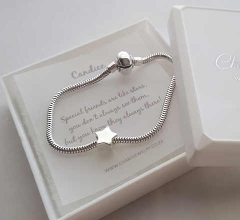 PN1 - Personalized Message Transparent Note inside gift box