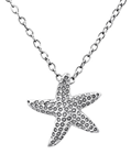 Sterling Silver starfish sea necklace online in South Africa
