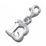 C30-C3340 - 925 Sterling Silver 13 Charm for Charm Bracelet