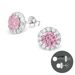 Sterling Silver CZ Earings online in South Africa