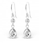 Sterling Silver drop Earrings buy online in South Africa
