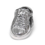 C931-C9521 - 925 Sterling Silver Shoe European Charm Bead
