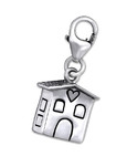 sterling silver dangle charm for bracelet online shop South Africa