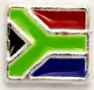 LM-29 - South African Flag Floating Charm for Locket