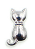 FLC208 - Cat Charm for Floating Locket Necklace