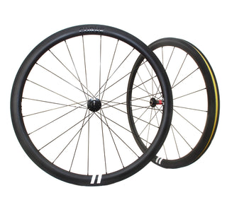 Curve CC 38s Road Clincher Wheelset