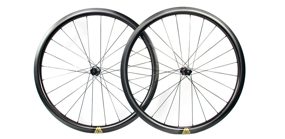Light Bicycle - Falcon PRO AR35 (Flyweight) Wheelset