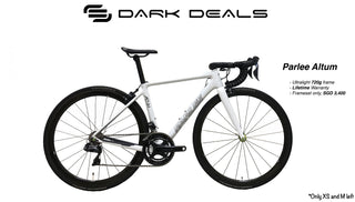 Dark Deal: Parlee Altum - Frameset Only