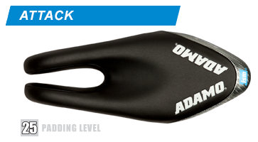Dark Deal: ISM Adamo Attack Saddle