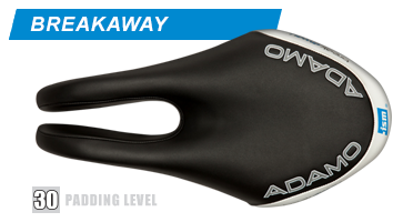 Dark Deal: ISM Adamo Breakaway Saddle