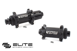 Carbon-Ti SP Road Disc Hubs (Centerlock)