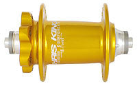 Chris King® Front Standard QR SD Thru-Axle ISO Disc Hub