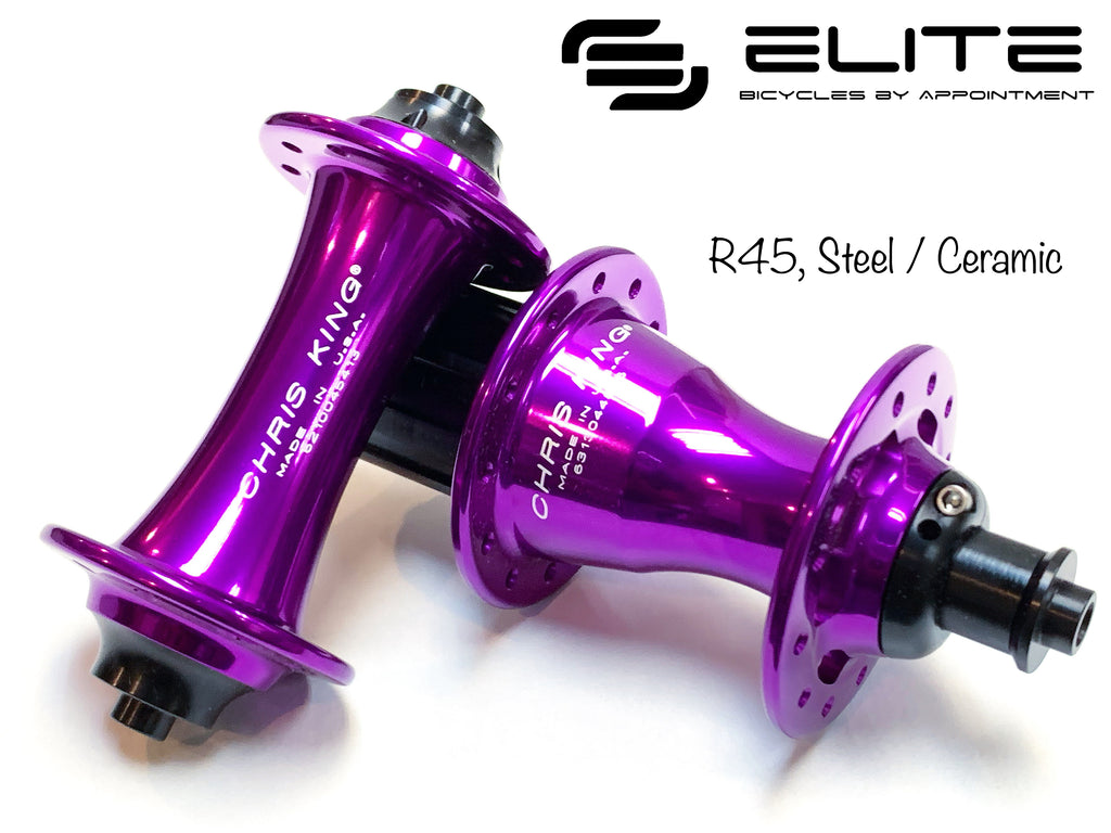 Chris King R45 Road Hubs