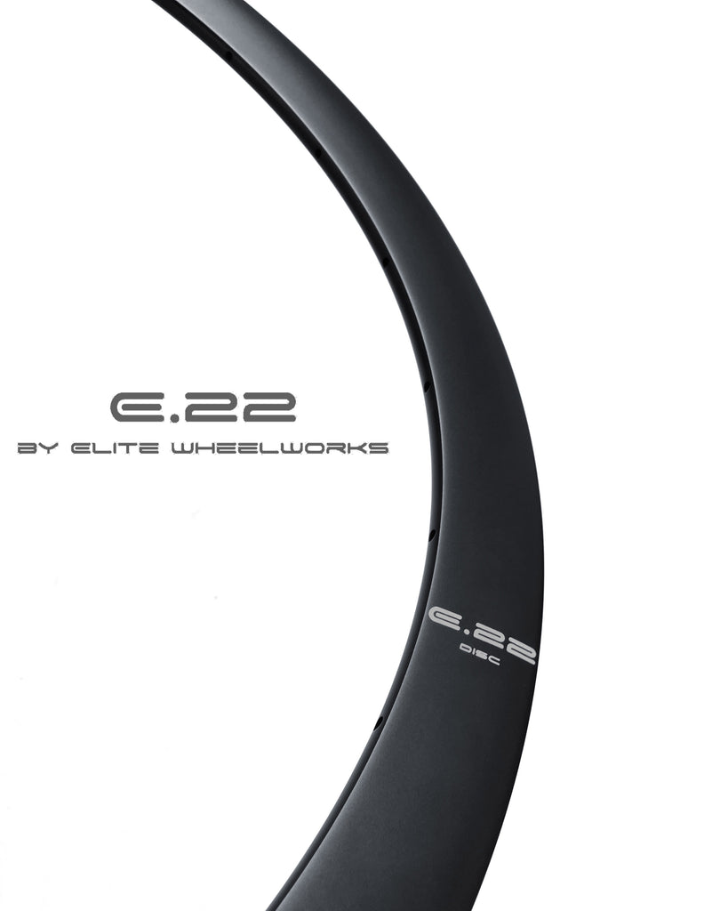 E.22 by Elite Wheelworks | X4 DISC - Rim Only