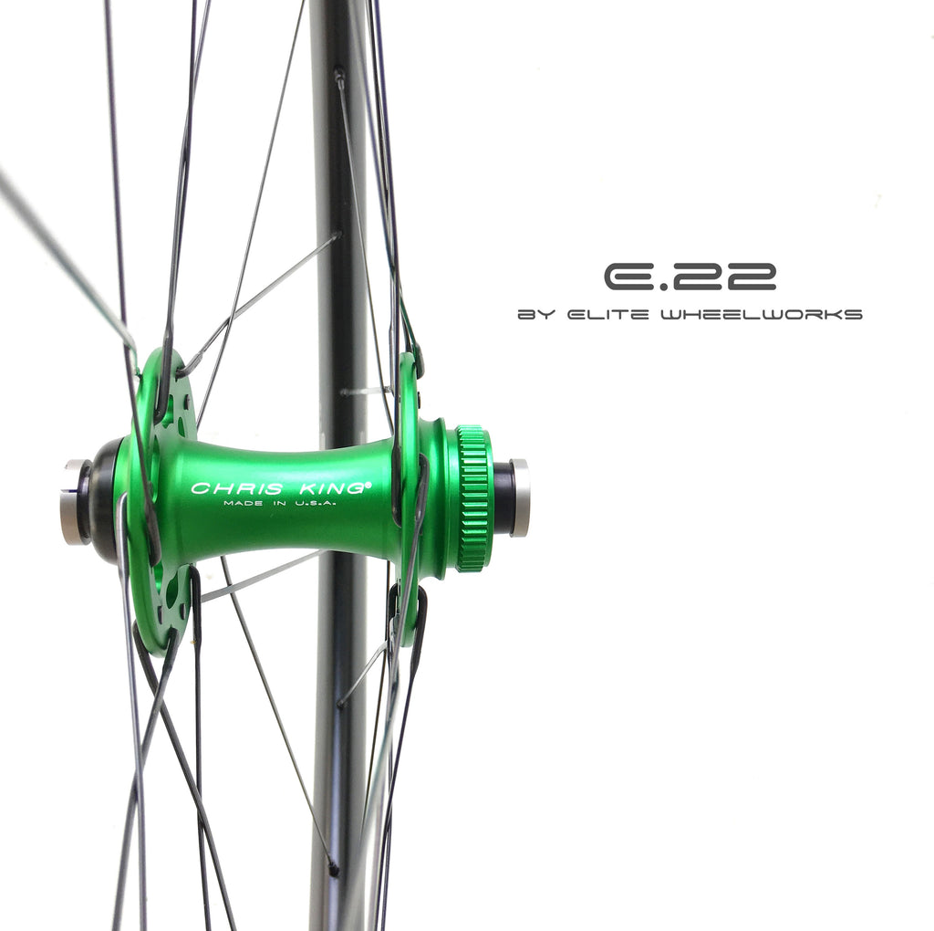 Dark Deal: Chris King R45 Disc Wheelsets