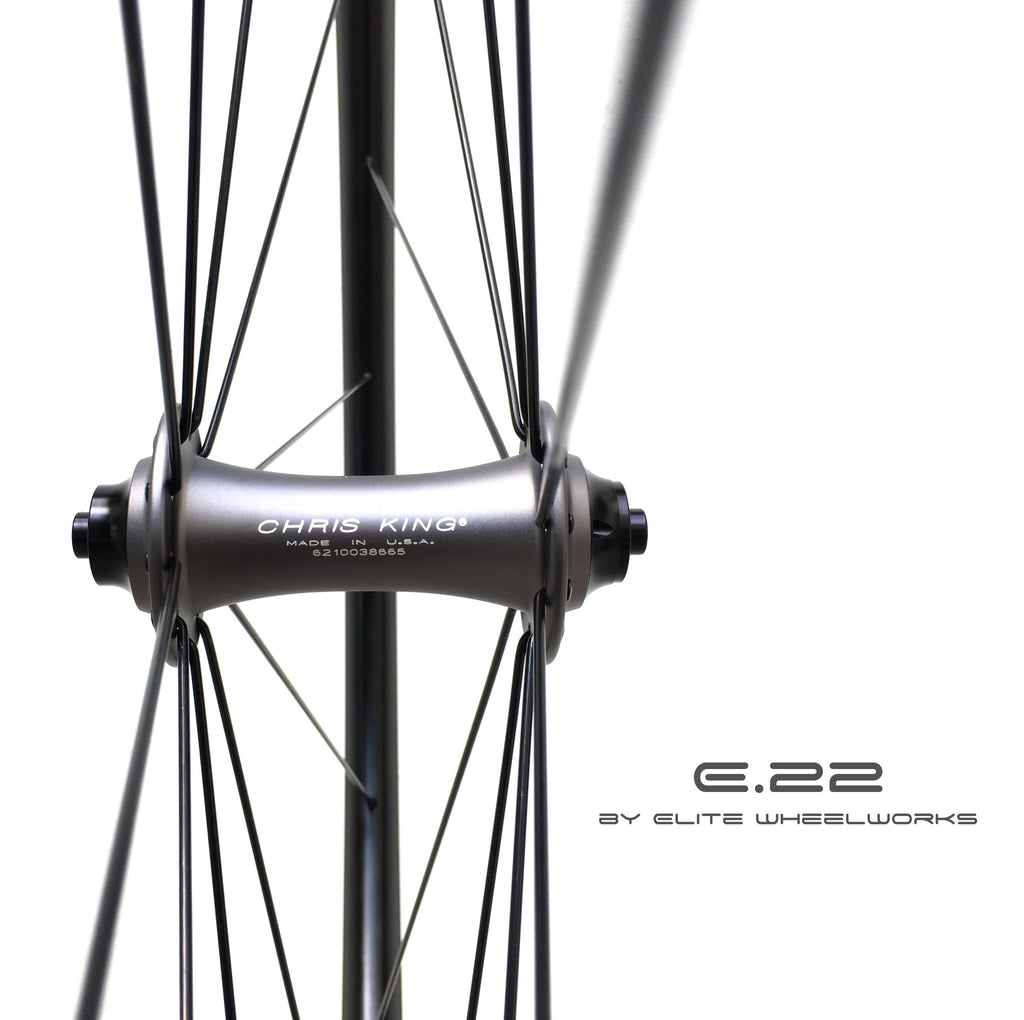 E.22 by Elite Wheelworks | AGN - T2 - Chris King
