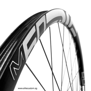 Sapim Leader Spokes - (Black)