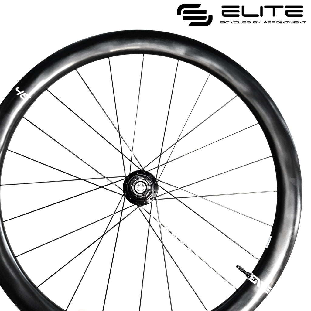 ENVE Chris King R45 Disc - Foundation Build