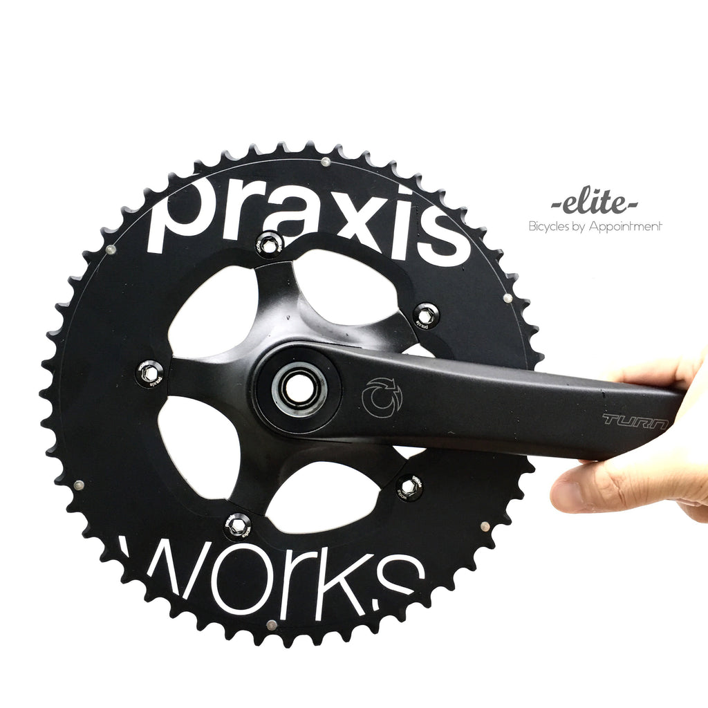 Praxis Chainring - TIME TRIAL - 130BCD - LIMITED EDITION