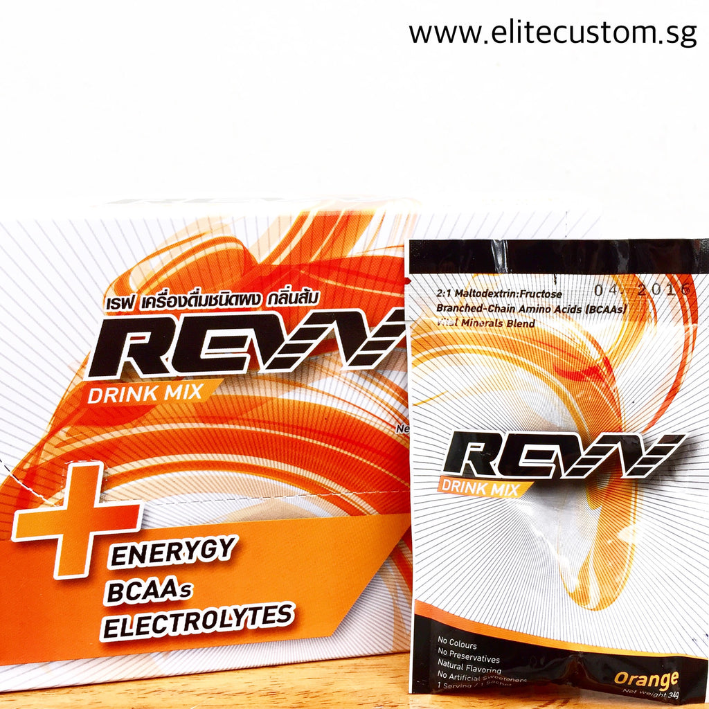 Revv Energy Drink Mix