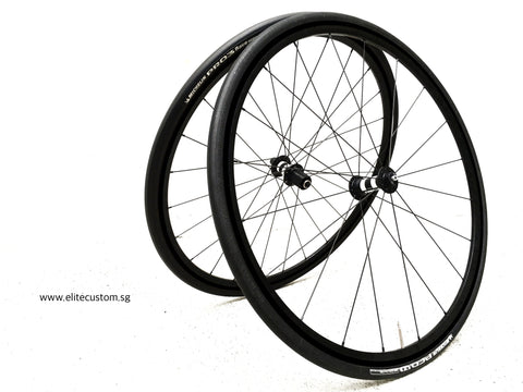 E.22 by Elite Wheelworks | X2 (Gen2) - DT Swiss