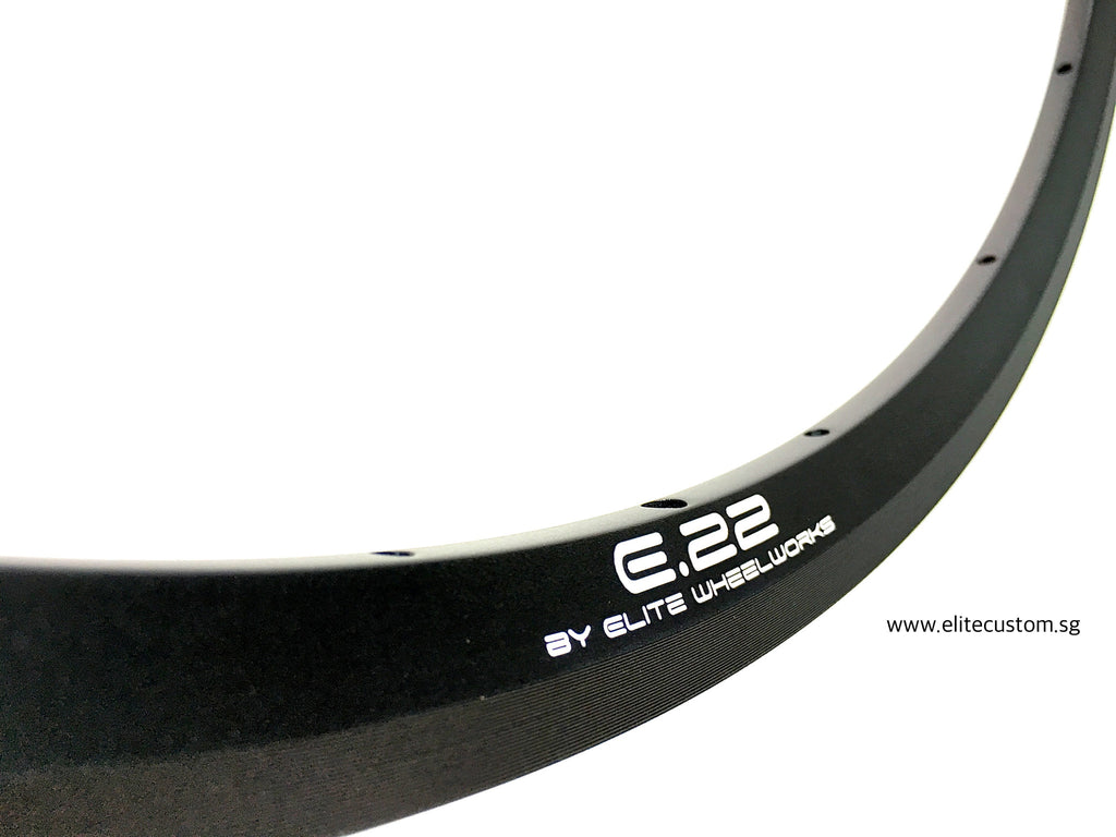 E.22 by Elite Wheelworks | X2 (Gen2) - Rim Only
