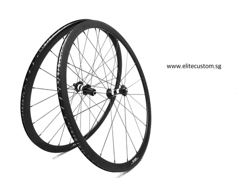 E.22 by Elite Wheelworks | X3 - DT Swiss