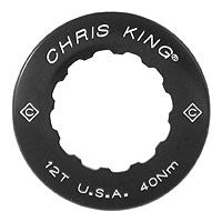 Chris King® Lock Ring - Aluminum, 12T, Campagnolo (R45 Only)