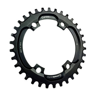 Praxis Chainring - Shimano XTR9000 / XT8000 WIDE/NARROW - 96BCD