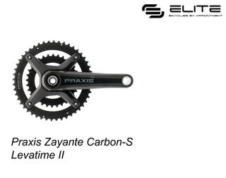 Praxis Zayante Carbon S Road Cranks