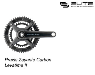 Praxis Zayante Carbon LT2 Road Cranks