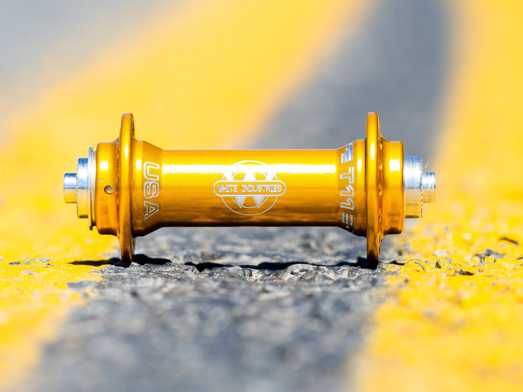 White Industries T11 Road Hubs (Rim Brake)
