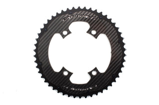 Carbon-Ti Chainring (4 Arm, 110BCD)
