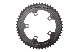 Carbon-Ti Outer Chainring (5 Arm, 110BCD) - SINGLE Ring Only