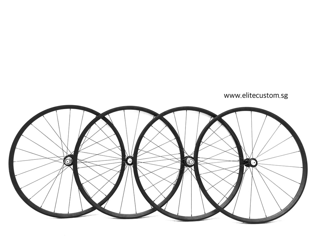 E.22 by Elite Wheelworks | X2 (Gen2) - Chris King