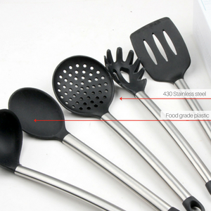 Homlly 5 pieces kitchen tool set