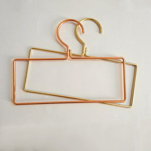 Keii Gold Rose Gold Hanger Available in Rectangular / Round shape  (1 pc)
