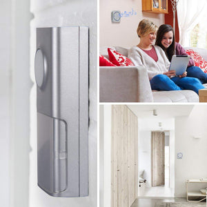 Homlly Wireless Door Bell (No Battery needed)