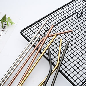 Homlly Keii Stainless Steel Straw (5pcs/set)