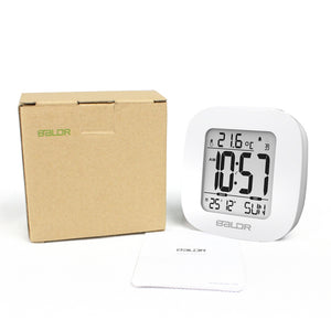Travel Multi Function Bedside Home Alarm Clock