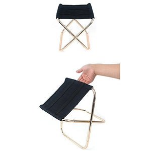 Homlly Ultralight Portable Folding Aluminium Chair - Homlly