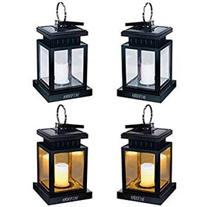 Homlly Classic Outdoor Solar Lantern Lamp