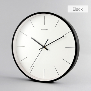 Mii Simple Wall Clock