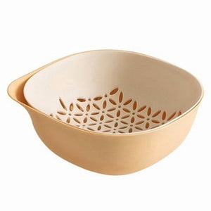 Homlly Sieve washing bowl