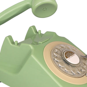 Homlly Retro Vintage Landline Dial Phone (Special Edition Colors)